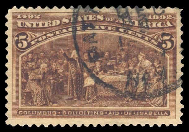 #234 Used PSE Graded 90, Cert # 01313370