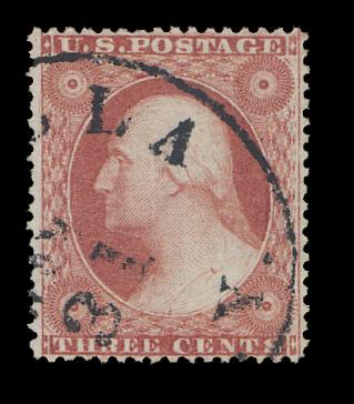 #26 Used PSE Graded 90, Claret shade, PSE Cert # 01254910
