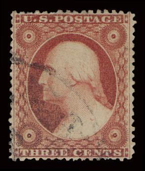 #26 Used PSE Graded 90, PSE Cert # 01261465