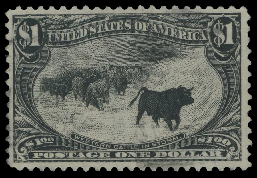 #292 Used PSE Graded 80, Cert # 01274422