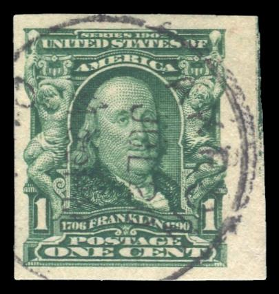 #314 Used PSE Graded 90, PSE Cert # 01325055