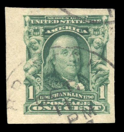 #314 Used PSE Graded 95, PSE Cert # 01323968