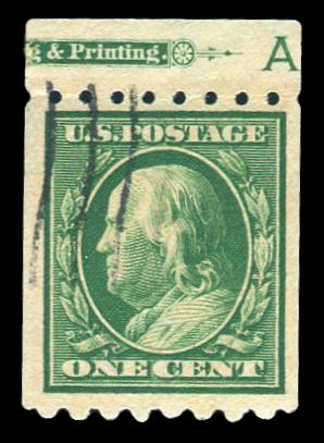 #390 Used with A imprint paste up tab, PSE Cert # 01277457