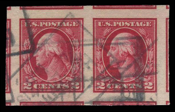 #409 Used Pair PSE Graded 100J, Certificate # 01265922