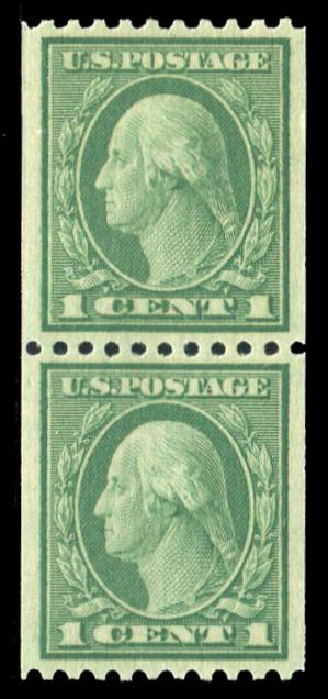 #448 MNH Pair, PSE Graded 95, PSE Cert # 01288899