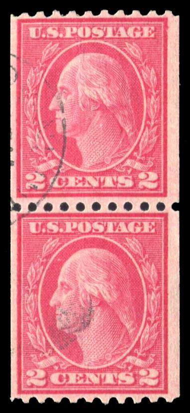 #450 Used Pair PSE Graded 75, PSE Cert # 01291157