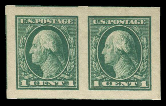 #481 MNH Pair, PSE Graded 100, Cert # 01272612