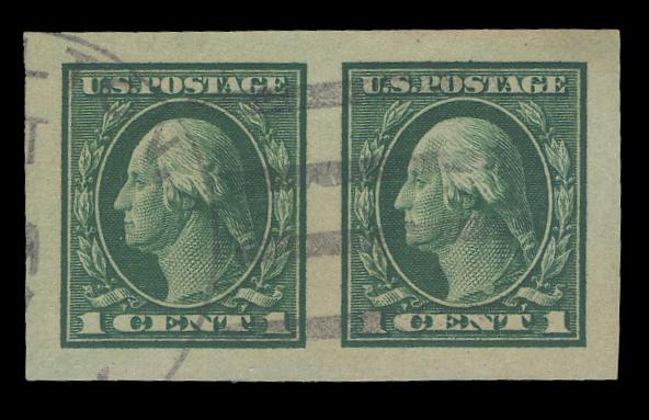 #481 Used Pair PSE Graded 100, Certificate # 01260022