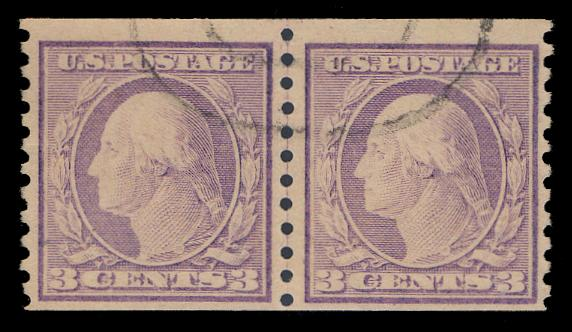 #493 Used Coil Line Pair, PSE Graded 70, Cert # 01254520