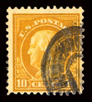 #510a, Brown Yellow Used PSE Graded 70