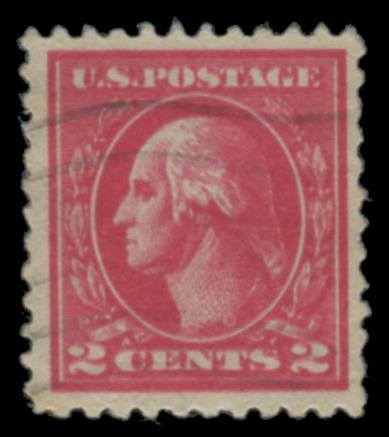 "#528Be Used ""Double Impression"" PSE Graded 75"