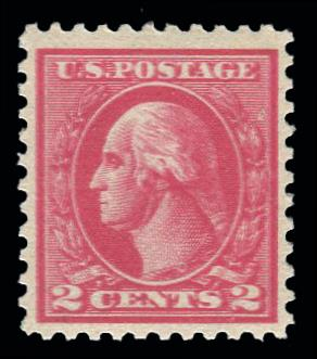 "#528c ""Double Impression"" MNH PSE Certified, PSE Cert # 01263940"