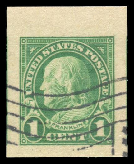 #575 Used PSE Graded 100, Cert # 01321508