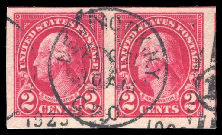 #577 Used Pair PSE Graded 90, PSE Cert # 01325647