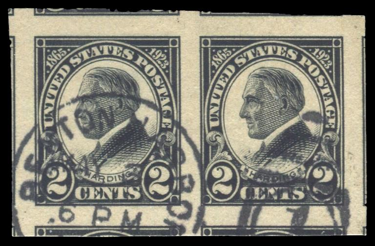 #611 Used Pair PSE Graded 100, PSE Cert # 01325645