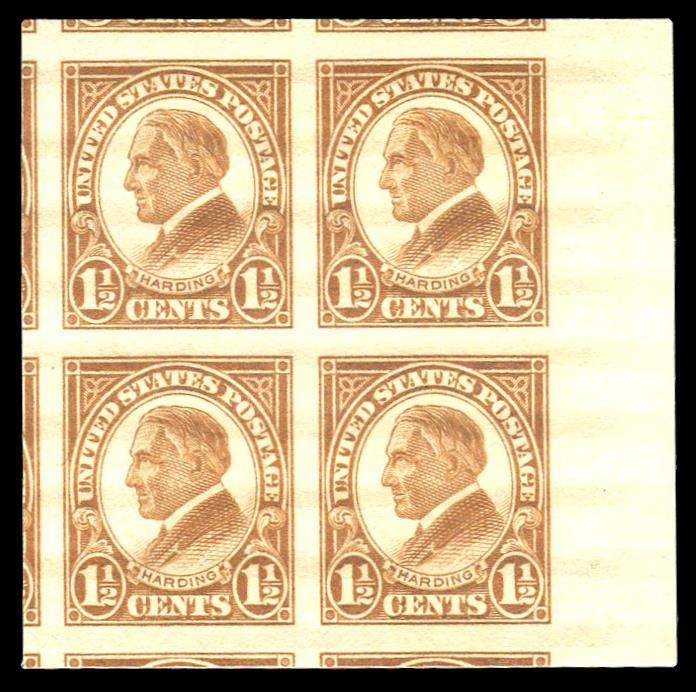 #631 MNH Block of Four, PSE Graded 100, Cert # 01277450