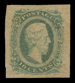 CSA #11d, MNH PSE Graded 95, Cert. # 01254893