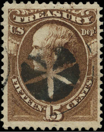 O-79 Used with PF Certificate #538264