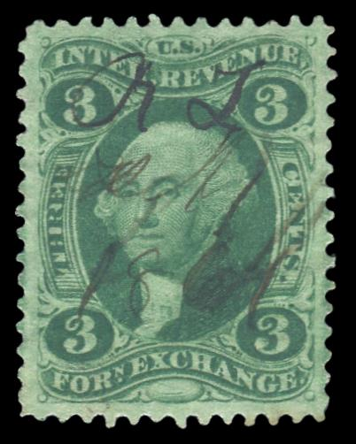 R16c Used PSE Graded 85, Cert # 01308509