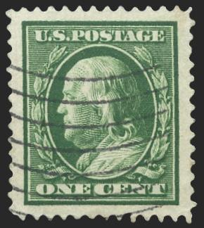 #331 Used, PSE Graded 98J, PSE Cert # 01203514