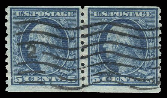 #458 Used Coil Pair, PSE Certificate # 01262151