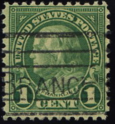#578 Used, with PSAG Certificate
