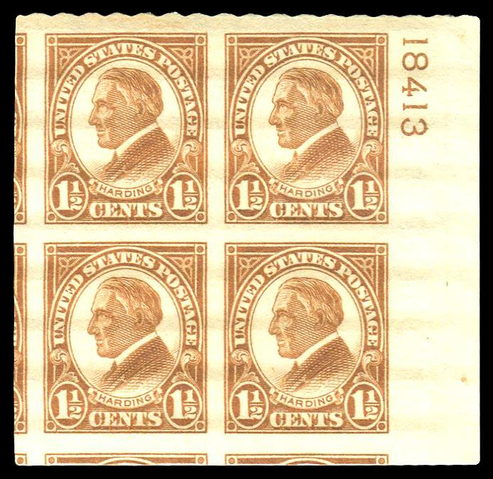 #631 MNH Plate Block of Four, PSE Graded 100, Cert # 01276493