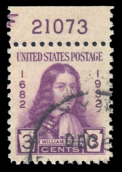 #724 Used PSE Graded 85 w/ Plate #, Cert #01321672